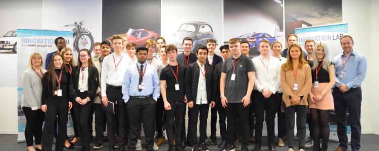Farnborough's future entrepreneurs - News - The Sixth Form